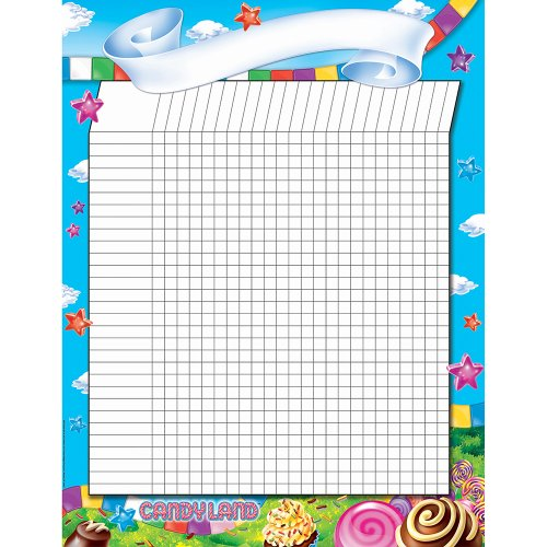 eureka-candy-land-incentive-chart-poster