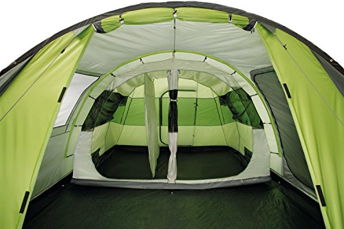 51YVh168ZJL - Ferrino Proxes Unisex Outdoor Dome Tent available in Green - 4 Persons