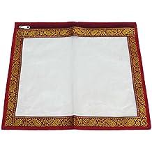 pieza sari de ropa con cremallera organizador inicio utilidad cubierta de plstico sari bolsa