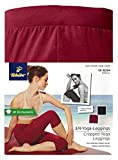 TCM Tchibo 3/4 Yoga Leggings bordeaux (40/42 M)