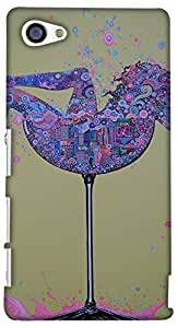 PrintHaat Designer Back Case Cover for Sony Xperia Z5 Compact :: Sony Xperia Z5 Mini