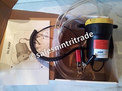 Preisvergleich Produktbild SalesNinTriTrade 12V Ölabsaugpumpe Dieselpumpe Ölpumpe Ölabsaugpumpe Kraftstoffpumpe Pumpe