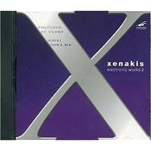Xenakis: Electronic Works, Vol. 2 by Iannis Xenakis (2008-10-14)