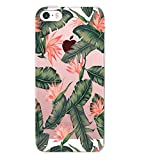 Vanki Compatible pour Coque iPhone 5/5S/SE, TPU Souple Etui de Protection Silicone...