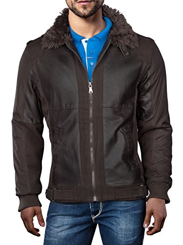 mens-winter-polyurethane-leather-lined-hooded-biker-jacket-with-collar-brown-xl