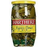 Hartherz Cornichons Aigres-Doux 380g - Lot de 4