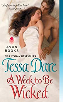 A Week to Be Wicked (spindle cove Book 2) by [Dare, Tessa]