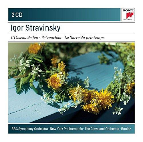 Stravinsky [Import allemand]