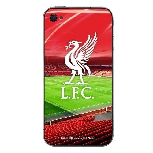 iPhone 4/4S Hard Case - Liverpool F.C (3D)