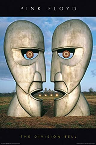 Aquarius 24–847Poster, Pink Floyd Division Bell 24von