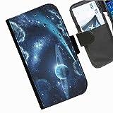 Hairyworm- Universum Seiten Leder-Schützhülle für das Handy Samsung Galaxy S3 Neo (I9301I, i9300i)