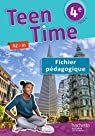 Teen Time anglais cycle 4 / 4e - Fichier pédagogique - éd. 2017 par Poiré