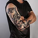 Rosenice Temporäre Tattoos Aufkleber Arm Fake...Vergleich