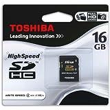 Toshiba Class 4 High Speed 16GB SDHC Speicherkarte