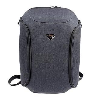 Anbee Hard Shell Outdoor Backpack Rucksack Travelling Bag Case for DJI Phantom 3, Phantom 4 Quadcopter (For DJI Phantom 3)