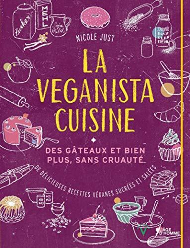 La véganista cuisine par Nicole Just