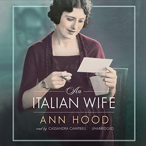 An Italian Wife  Audiolibri