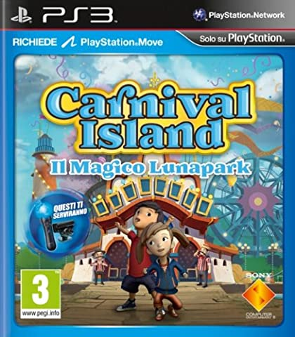 GIOCO PS3 CARNIVAL ISLAND