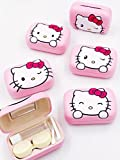 #6: Shopperz Cute Attractive Cartoon Character Lens Case For Lens Protection