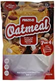 Prozis Oatmeal 500g - Farina D'Avena, Cereali Arricchiti con Proteine, Carboidrati di Alta Qualità e Fibre Sazianti - Al Gusto Burro di Arachidi - Adatto a Vegetariani - Fa Bene al Cuore - 5 Porzioni