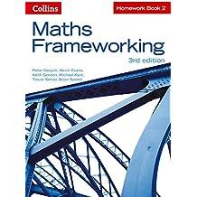 KS3 Maths Homework Book 2 (Maths Frameworking)