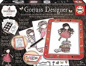 Educa Borrás- Gorjuss Designer, Mesa de Diseño (18238)