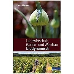 Gartenbau und Landwirtschaft biodynamisch