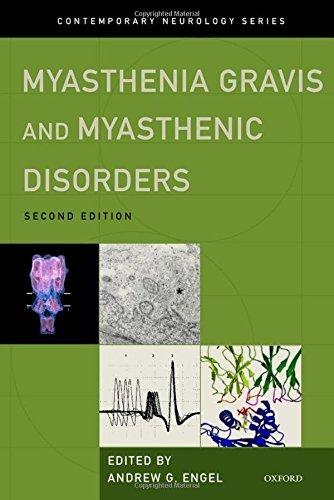 Myasthenia Gravis and Myasthenic Disorders (Contemporary Neurology Series) (2012-04-03)