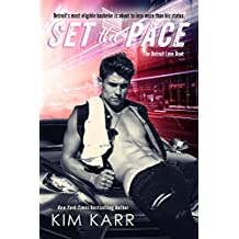 Set the Pace (The Detroit Love Duet Book 1) (English Edition)