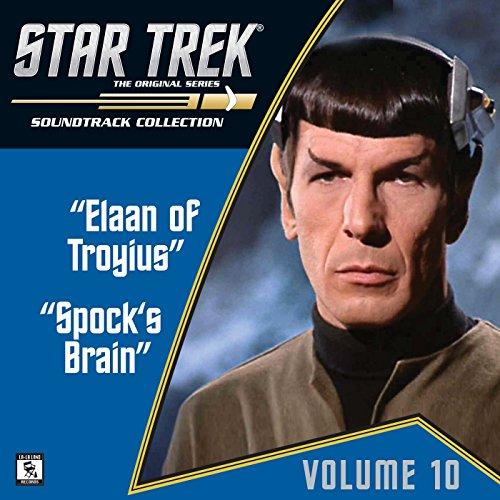 Caveman Run - Cave Music - Corpus Spock - Hello Luma - Kara Zaps Kirk [Spock's Brain] Luma-serie