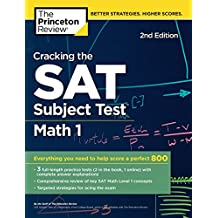 Cracking the Sat Math 1 Subject Test (College Test Prep)