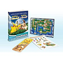 Pokémon Let's Go, Pikachu! & Pokémon Let's Go, Eevee!: Official Trainer's Guide & Pokédex: Includes the Kanto Region Pokedex