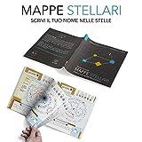 MSEDIZIONI Mappe Stellari - Roll And Write - Italiano