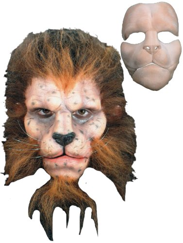 Prosthetic Lion Full Face by Halloween direct