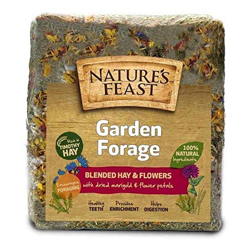 6X Jardin Fourrage Natures De Fête 1 Kg