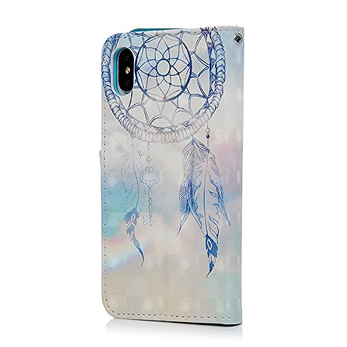 iPhone X Flipcase YOKIRIN Wallet Case für iPhone X Handyhülle 3D ...