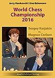World Chess Championship 2016 - Karjakin vs. Carlsen