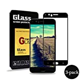 Verre Trempé pour OnePlus 5, Hanbee [lot de 3] Film Protection en Verre trempé écran Protecteur vitre pour One Plus 5, 99%HD, Dureté de 9H, Épaisseur de 0,33mm