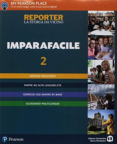 Reporter. Con Imparafacile. Per la Scuola media. Con ebook. Con espansione online: 2