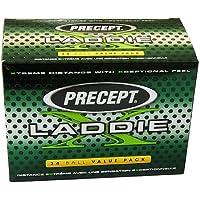 PRECEPT Laddie X - Pelotas de Golf, 24 Unidades