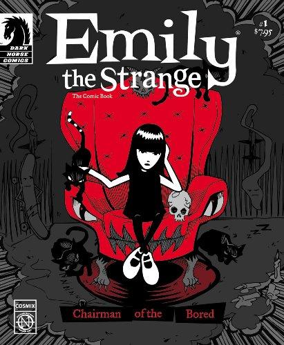 Emily the Strange Volume 1: Bored Issue