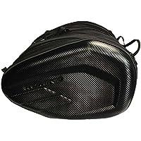 Brieftaschen IPOTCH Motorrad 3 Tasche Verkleidung Tasche Windschutzscheibe Staubbeutel Mobiltelefonen Schwarz