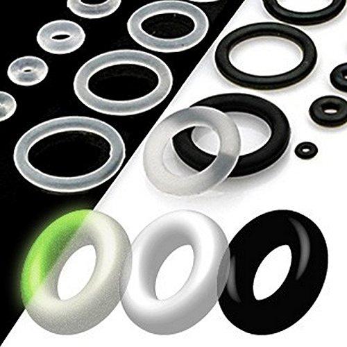 Lot de 10 pièces O ring Taille 22 mm Noir