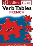 French Verb Tables (Collins Gem)