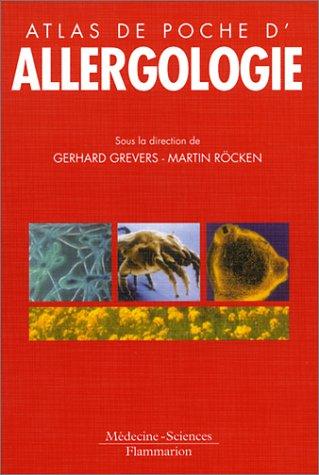 Atlas de poche d'allergologie