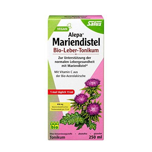 Alepa Mariendistel Bio-le 250 ml