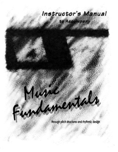 instructors-manual-to-accompany-music-fundamentals-by-elvo-damante-1994-01-01