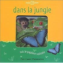 Dans la jungle suis le papillon solitaire