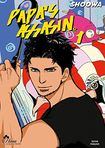 Papa's Assasin - Tome 01 - Livre (Manga) - Yaoi - Hana Collection