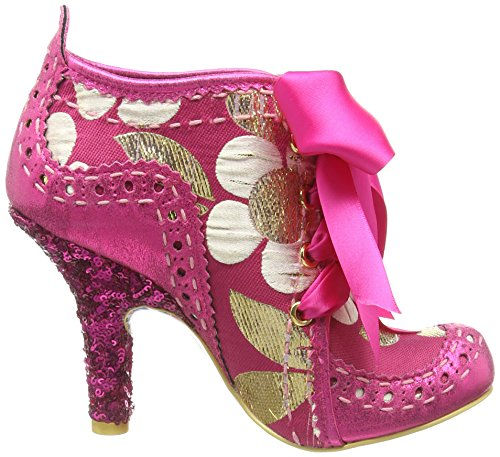 Irregular Choice - Abigail's Third Party, Scarpe col tacco Donna Pink (Pink Multi)